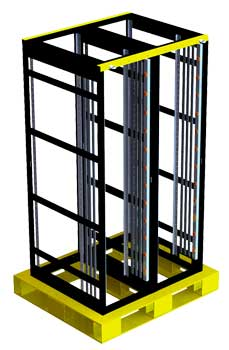 AVM RackPod Transportable Rack System